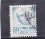 Sellos del Mundo : America : México : máscara
