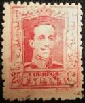 Sellos de Europa - España -  King Alfonso XIII