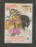 Stamps Spain -  Tauromaquia