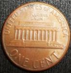 monedas de America - Estados Unidos -  1983 (Reverso)