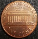 monedas de America - Estados Unidos -  1985 (Reverso)