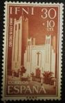 Stamps Spain -  Iglesia de Santa María del Mar