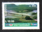 Stamps Honduras -  80 Aniversario de Relaciónes Diplomaticas Entre Japón y Honduras