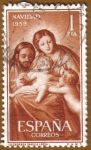 Stamps Europe - Spain -  La Sagrada Familia de Goya