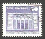 Sellos de Europa - Alemania -  1628 - La Neue Wache