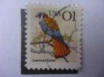 Sellos de America - Estados Unidos -  American Kestrel (Falco Sparverius)