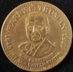 monedas de America - Estados Unidos -  (Anverso) Token