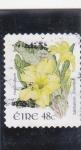 Stamps Ireland -  flores-