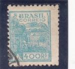 Sellos de America - Brasil -  paisaje