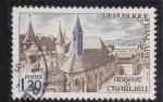 Stamps : Europe : France :  abadía de Charlieu
