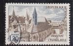 Sellos del Mundo : Europa : Francia : abadía de Charlieu