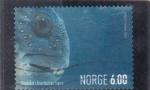 Stamps Norway -  fauna marina