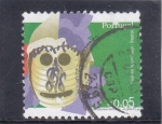Stamps Portugal -  máscara