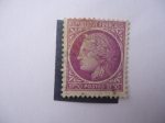 Stamps France -  Nazelin Cortot - Republique Francaise