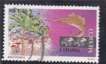 Stamps Mexico -  COLIMA- pez espada