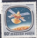 Stamps Hungary -  aeronáutica- Viking