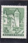 Sellos de Europa - Hungría -  vistas de kOszeg