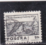 Stamps Poland -  ilustracion