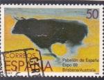 Sellos de Europa - España -  pabellón de España Expo-88 (21)