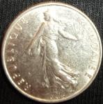 monedas de Europa - Francia -  1985 (Anverso)