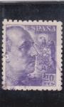 Sellos de Europa - España -  general Franco  (21)