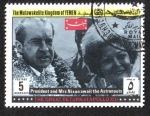 Stamps Yemen -  El gran regreso de Apolo XIII