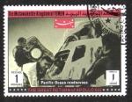 Sellos de Asia - Yemen -  El gran regreso de Apolo XIII