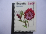 Stamps Spain -  Ed:4383 - Flora:Dalis.