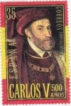 Sellos de Europa - España -  Carlos V (21)