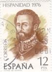 Sellos de Europa - España -  Hispanidad-76 (21)