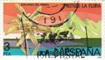 Stamps Spain -  protege la flora  (21)