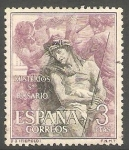 Sellos de Europa - España -  1470 - Misterio del Santo Rosario