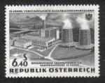 Stamps Austria -  Industria Eléctrica