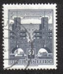 Stamps Austria -  Karl-Marx-Hof, Vienna-Heiligenstadt