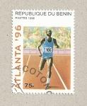 Sellos del Mundo : Africa : Benin : Juegos Olimpicos Atlanta