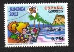 Stamps Spain -  Juvenia 2013