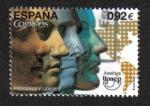 Sellos de Europa - España -  America UPAEP. Heroes and Leaders