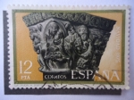 Stamps of the world : Spain :  Ed:2301 - La Huida a Egipto - Navarra.