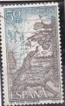 Stamps Spain -  año santo compostelano (21)