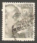 Sellos de Europa - España -  1051 - General Franco