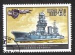 Stamps Russia -  Flota Naval Soviética