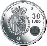 monedas del Mundo : Europa : España :  REY FELIPE VI 2014