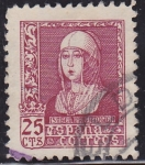 Stamps : Europe : Spain :  Isabel la Catolica