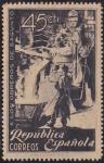 Stamps : Europe : Spain :  Homenaje a los obreros de Sagunto