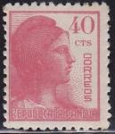 Stamps : Europe : Spain :  Alegoria de la Republica