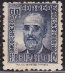 Stamps : Europe : Spain :  Cifra y personajes