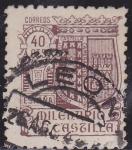Stamps : Europe : Spain :  Milenario de Castilla