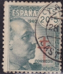 Stamps : Europe : Spain :  Pro Tuberculosos