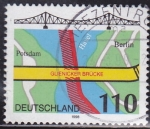 Stamps : Europe : Germany :  Puenteº