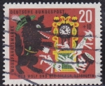Stamps : Europe : Germany :  Lobo